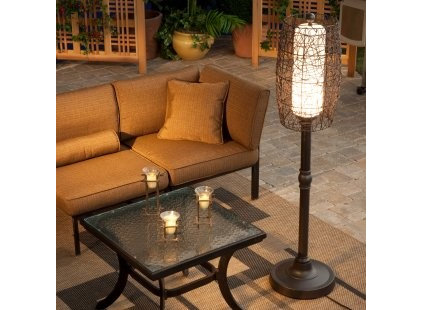 Contemporary Outdoor Floor Lamps by outdoor lighting plus