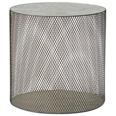 contemporary side tables and accent tables by Stray Dog Designs