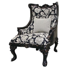 Eclectic Armchairs by legionfurniture.com