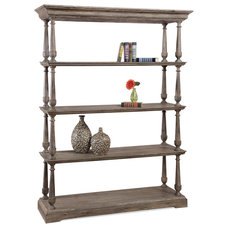 Traditional Bookcases by Carolina Rustica