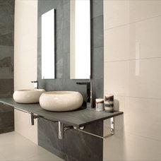 Contemporary Floor Tiles by CheaperFloors