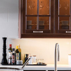 Contemporary Kitchen Cabinetry by IKEA