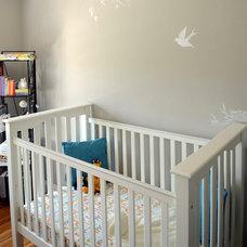 Nursery Decor by Quiet Home Paints