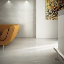 Nextra - colored-body concrete look with soft variaton in a contemporary palette - Nextra by Monocibec