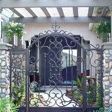 Traditional  by Artistic Iron Doors