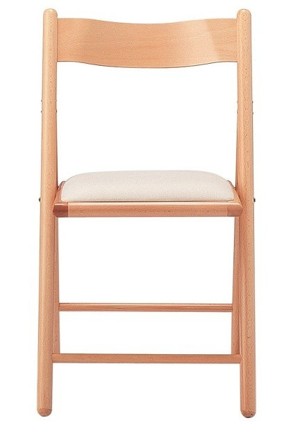 contemporary chairs by MUJI USA