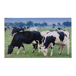 Cows Printed Doormat