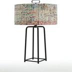 Gazette Lamp - Arteriors 49928-407