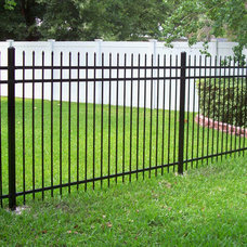 Modern Home Fencing And Gates by Escondido Fence