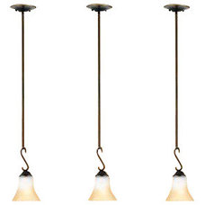 Traditional Pendant Lighting by Arcadian Home & Lighting