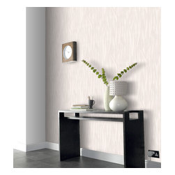 Graham & Brown - Shatter Wallpaper - We're not sure which will amaze you more - the way the irresistible textures and patterns of our paintable wallpapers cover up lumps and bumps, or the fact that you can create an individual look of your own by painting them in your favourite color.