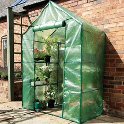 Gardman USA - Compact Walk in Greenhouse - Compact Walk in Greenhouse