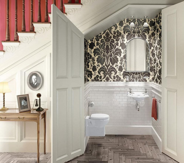 Traditional Rendering by UK Bathrooms
