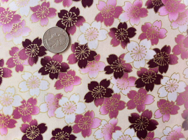 Asian Fabric by Etsy
