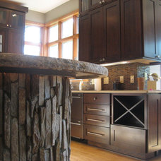 Contemporary Kitchen by Arrow Cabinet Gallery