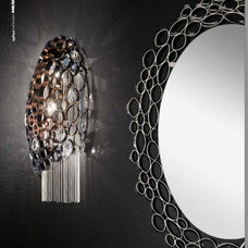 Bathroom Mirrors by Topdomus by Elettromarket illuminazione