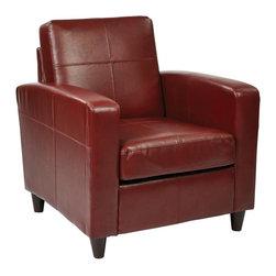Ave Six - Eco-friendly Club Chair - Modern style