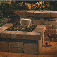 Outdoor Fountains And Ponds by Necessories™  Kits for Outdoor Living