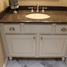 Traditional Bathroom Vanities And Sink Consoles by Cabinet-S-Top