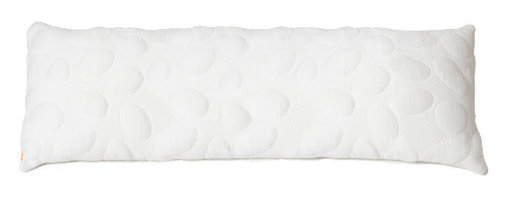 Nook Sleep Systems - Pebble Body Pillow, Cloud - Now Parents can experience the Pebble! The Pebble Pillow and Pebble Body Pillow are each made with a removable and washable TENCEL and polyester Pebble cover. Filled with resilient memory foam.