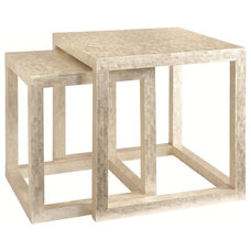 Contemporary Side Tables And End Tables by Galeries Acadiana