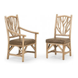 La Lune Collection - Rustic Chairs #1400, #1402 by La Lune Collection - Rustic Chairs #1400 & #1402 by La Lune Collection