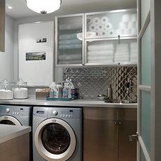 Laundry / Mud Room | Sarah Richardson Design