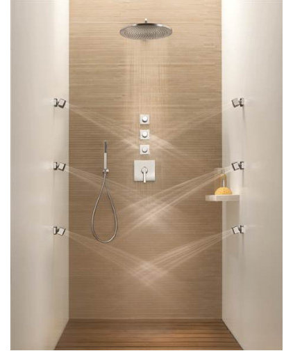Modern Showers by Hydrology