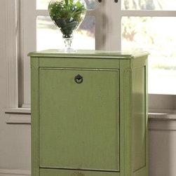 Home Decorators Collection - Keys Tilt-Out Hamper - The Keys Tilt-Out ...