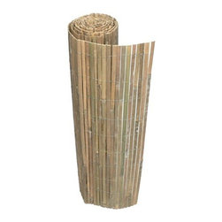 Gardman USA - Split Bamboo Fencing 13' x 5' - Features: