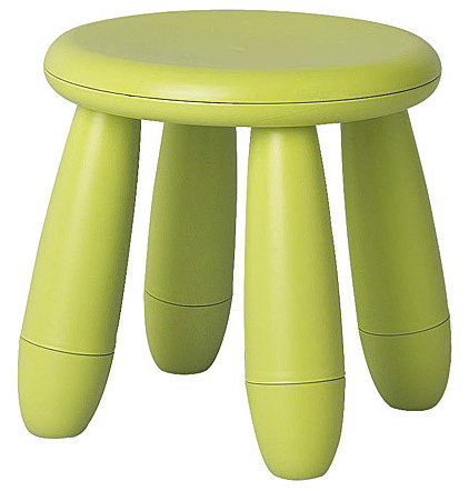 modern kids chairs by IKEA
