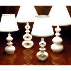 Contemporary Lamp Shades by kennethwingard.com