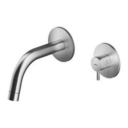 MGS Faucets | MGS Two Hole Wall-Mounted Sink Faucet MB279 -