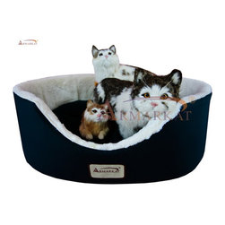 Armarkat - Armarkat Pet Bed C04HML/MB - Pet Bed C04HML/MB by Armarkat