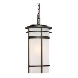 """Capital Lighting - Capital Lighting 9885 1 Light 20"""" Height Outdoor Hanging Lantern from the Lakesh - Capital Lighting 9885 Lakeshore Collection 1 Light 20"""" Height Outdoor Hanging LanternFrom the Lakeshore Collection, this modern single light outdoor chain hung lantern with seeded glass will provide ample lighting.Features:"""