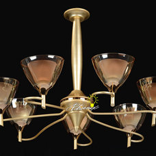 Contemporary Chandeliers by PHOENIX LIGHTING