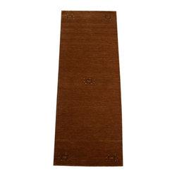 1800-Get-A-Rug - Modern Lori Buft Gabbeh Runner Hand Knotted Rug Sh10225 - About Modern & Contemporary