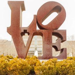 """LOVE Indianapolis"" Fine Art Print - © Cardelucci"