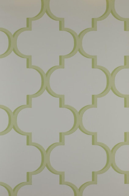 contemporary wallpaper by manuelcanovas.com