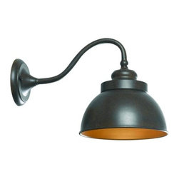 """World Imports - World Imports WI9121L 1 Light 10"""" Height Outdoor Wall Sconce from the Magazine S - Magazine Street Collection 1 Light 10"""" Height Outdoor Wall SconceCharismatic by nature, World Imports' new Magazine Street Collection embraces guests strolling by with a warm and inviting glow. Artfully crafted.Features:"""