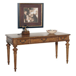 Hammary - Hammary Home Office Writing Desk-KD - Writing Desk-KD belongs to Home Office Collection by Hammary Desk (1)