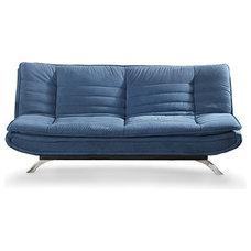 Scandinavian Designs - Sleepers/Daybeds - Calam Futon - Blue