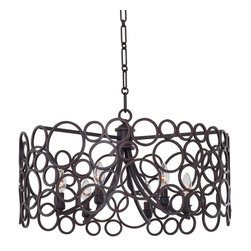 Kalco Lighting - KALCO Lighting 2761HB Ashbourne Heirloom Bronze Pendant - KALCO Lighting 2761HB Ashbourne Heirloom Bronze Pendant
