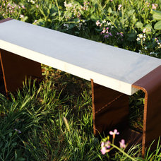 Contemporary Benches by Brett Haydn Designs