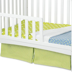 Child Craft - Child Craft Ashton Mini Toddler Guard Rail - F09714.46 - Shop for Bed Rails from Hayneedle.com! Designed for use with the Child Craft Ashton Mini 4-in-1 Convertible Crib the Child Craft Ashton Mini Toddler Guard Rail gives you the ability to keep up with your growing child (metaphorically keep up that is. They're actually quite fast and exhausting). When they do slow down they'll have a soft place to crash as this easy-to-install rail lets you convert your crib into a toddler bed. The rail like the crib is crafted from solid hardwood that's offered in your choice of non-toxic finishes. The clean-lined European style will get a few more years of life in their nursery and thanks to the easy-to-install design you'll have it ready in no time. About Child CraftFounded in 1911 in Salem Indiana Child Craft Industries is a family-owned American company synonymous with quality and value. Manufacturer of cribs and children's furniture the company is very strongly committed to product standards and safety and combines beautiful design and innovative features with sturdy construction and superior craftsmanship. The principles of quality and integrity that served to guide the company for nearly 100 years remains unchanged even today and Child Craft continues to be a respected name in children's furniture.