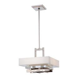 Metropolitan Lighting - Metropolitan Lighting N6265-613 4 Light Pendant - Metropolitan Lighting N6265-613 4 Light Pendant