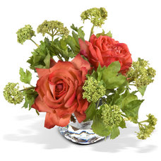 Traditional Artificial Flowers by New Growth Designs