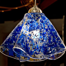 Contemporary Ceiling Lighting by Helen Rudy Glass