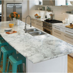 Formica - Kitchen Countertops and Cabinets - Formica Calacatta Marble