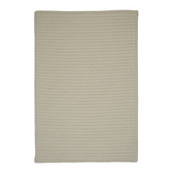 Colonial Mills - Colonial Mills Simply Home Solid H016 Lambswool Rug H016R024X048S 2x4 - Practical. Colorful. Versatile. Maintenance-free. Simply pick from 37 colors to find the perfect solid-color indoor/outdoor rug for your space.
